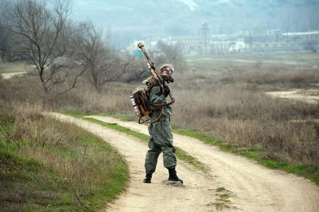 devastating: Stalker soldier
