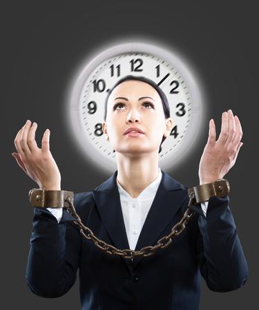 prisoner: Prisoner of time concept