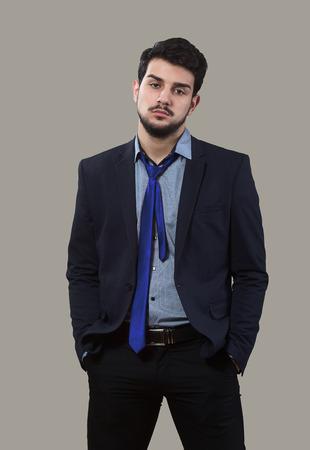 undisciplined: Male portrait