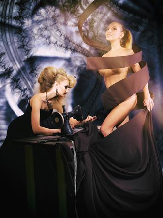 dressmaker: Fairy dressmaker