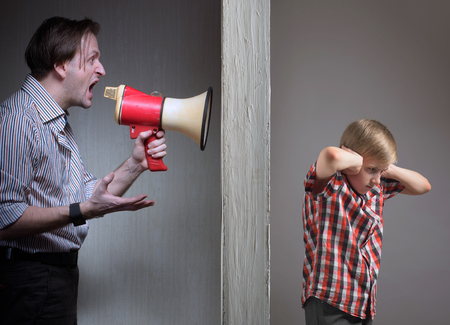 relationship problem: Problems between father and son
