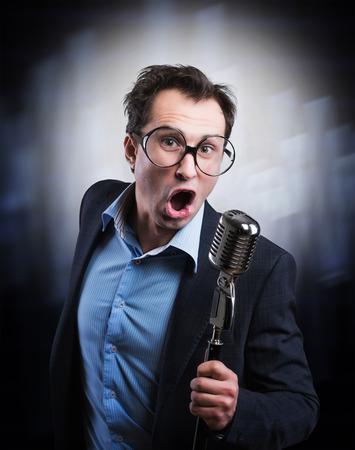 expressieve showman