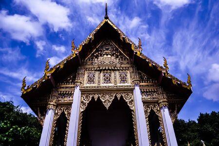 Inside the area of the Royal Palace, Bangkok, Thailand