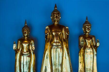 Buddhas, Royal Palace, Bangkok, Thailand