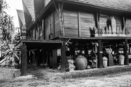 noire: Black Temple (Baan Si Dum - Black House), Chiang Rai, Thailand