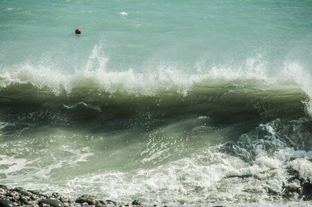 Wave, Hualien, Pacific Coast, Taiwan