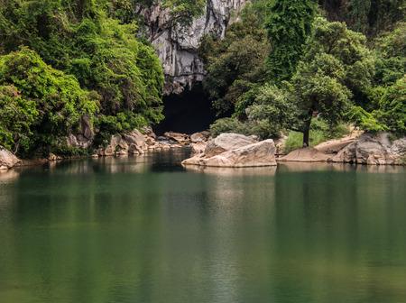 distric: Konglor cave, Konglor, Laos