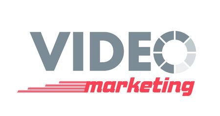 logo marketing: logo lettering Video Marketing for your design