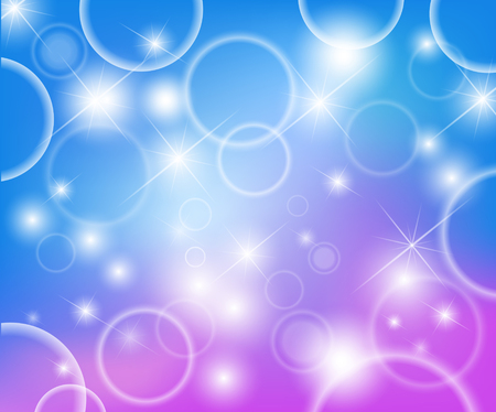 prodigy: abstract background in the manner of stars on gentile background for design