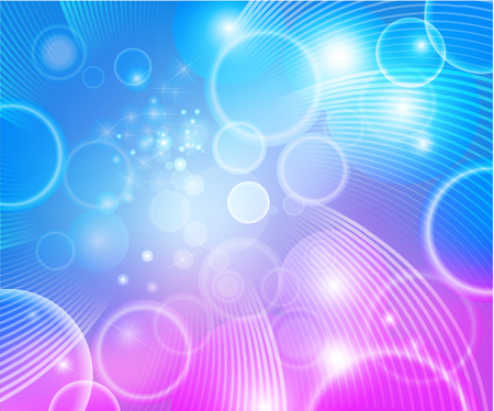 prodigy: abstract background in the manner of stars on gentile background for your design