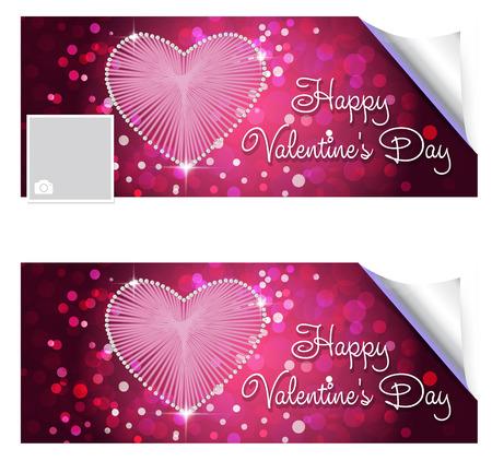 valentin: background Happy Valentines Day