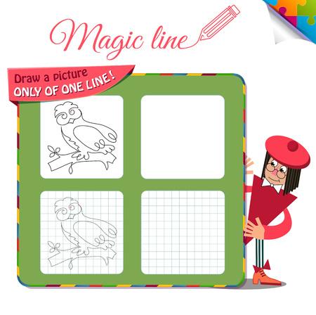 Juego Visual Para Niños, Libro Para Colorear. Tarea Para Encontrar 9 ...