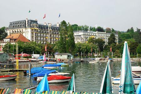 leman: Lausanne, Switzerland
