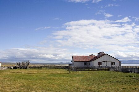 Farm Stock Photo - 2850814