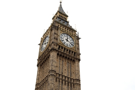 Big Ben is the nickname for the great bell of the clock at the north end of the Palace of Westminster in London, and often extended to refer to the clock and the clock tower  The tower is now officially called the Elizabeth Tower, after being renamed in 2