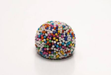 Brazilian Sweet - Brigadeiro / Brigadeiro with colorful beads