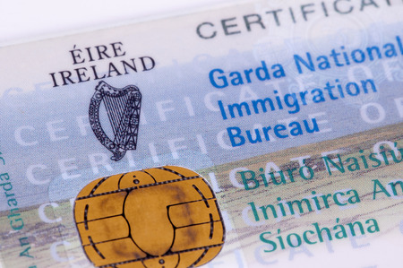 Garda National Immigration Bureau / GNIB / Irish Visa