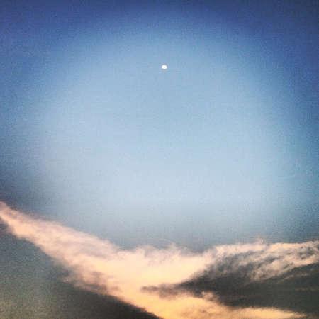 Lovely sky  免版税图像