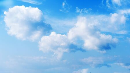 blue sky and beautiful clouds Stock Photo - 18153845