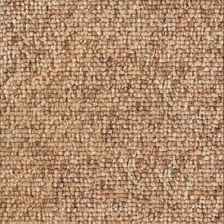 carpet texture: Beige - brown carpet texture. Closeup. Stock Photo
