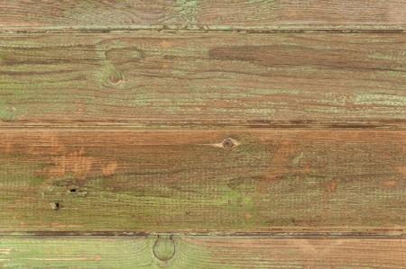 greeen: Old greeen wood plank background  Closeup