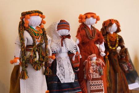 Ukrainian doll motanka. Handmade dolls.