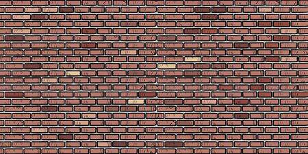mur de briques marron