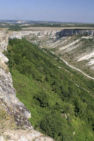 crimean: Crimean Canyon near Bakhchisarai