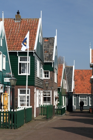 marken: Marken - traditional fisherman s village near Amsterdam, Netherlands