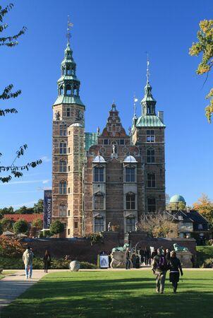 Rosenborg Castle  Rosenborg Slot  in Copenhagen  Stock Photo - 26022322