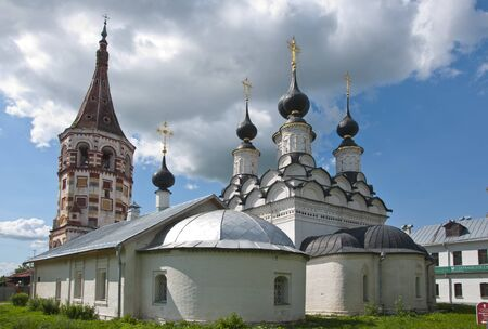 The Orthodox Church in Suzdal
