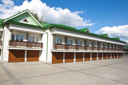 Small tourist motel