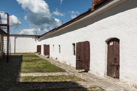 Old prison building  Stock Photo - 16680118