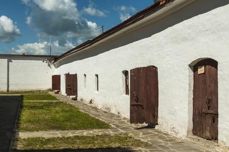 Old prison building  Stock Photo - 16680117