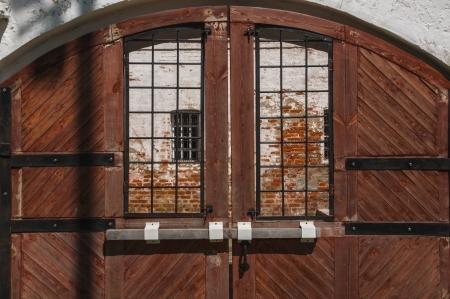 Old prison building Stock Photo - 16689952