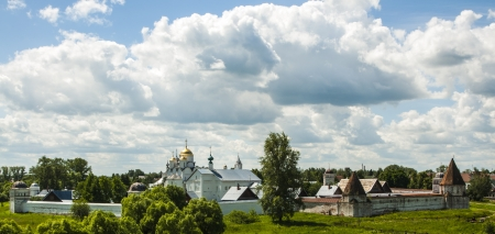 Russian summer landscape Stock Photo - 16714705