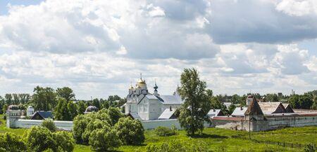 Russian summer landscape Stock Photo - 16714706