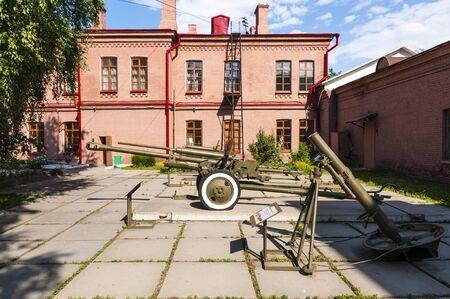 Soviet gun of World War II