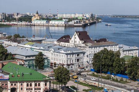 boldino: view of Nizhny Novgorod