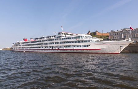 cruise ships at berth photo