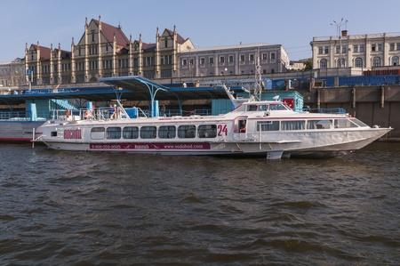 cruise ships at berth Editorial