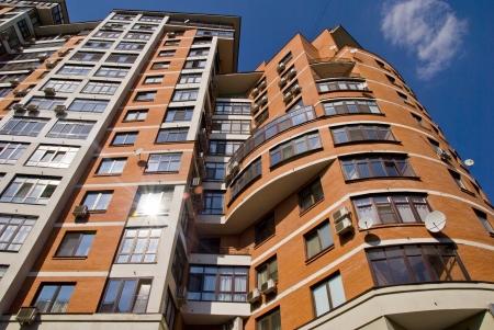 modern high-rise apartment building premitsm class Stock Photo - 17334733