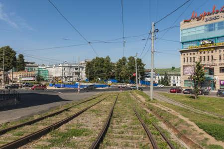 Nizhny Novgorod view Editorial
