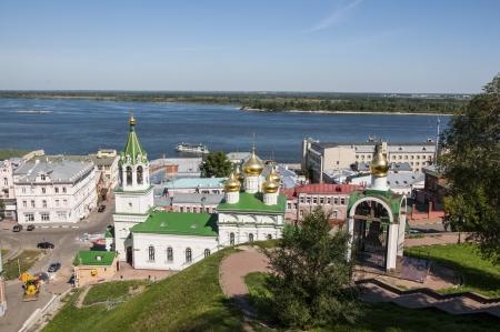 novgorod: Nizhny Novgorod top