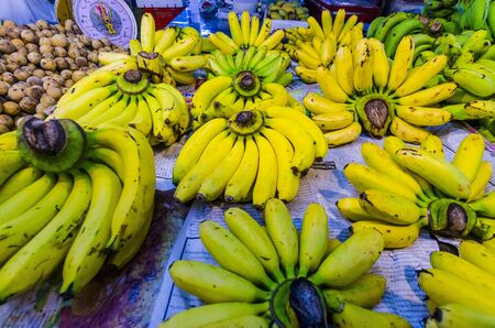 Fruit market in Krabi  Thailand Stock Photo - 18431698