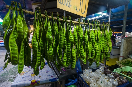Fruit market in Krabi  Thailand Stock Photo - 18431699