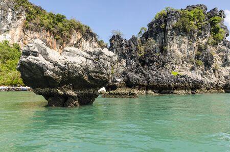 water s edge: Isola della Thailandia
