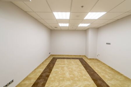 shiny floor: office with shiny tiles on the floor