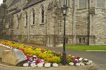St. John's church, Kilkenny. Stock Photo - 544325