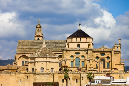 andalusien: Mezquita-Kathedrale (Die Gro�e Moschee) in Cordoba, Andalusien, Spanien Region. Lizenzfreie Bilder